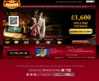 Play at All Jackpots Casino