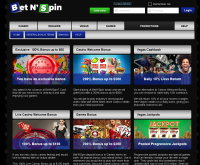 Play at Bet N Spin Casino