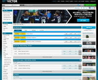 Join at BetVictor Sports
