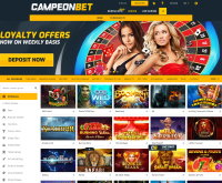 Join at CampeonBet Casino