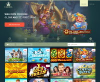 Join at Casinia Casino