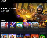 Join at Casino Universe