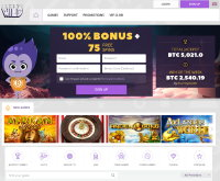 Join at CryptoWild Casino