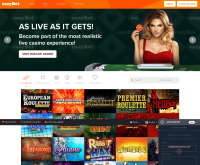 Join at EasyBet Casino