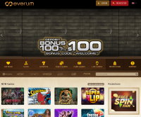 Join at Everum Casino