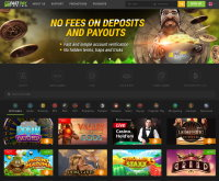 Join at Fastpay Casino