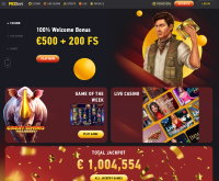 Join at Fezbet Casino
