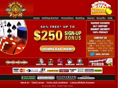 Join at Golden Tiger Casino