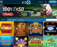Join at Ice36 Casino