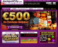 Join at Jackpot City Casino