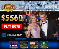 Join at Luxury Casino