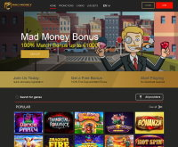 Join at Mad Money Casino