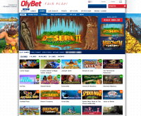Join at Olybet Casino