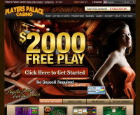 Join at Players Palace Casino