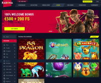 Join at Rabona Casino
