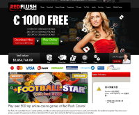 Join at Red Flush Casino