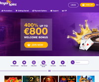 Join at Royal Spinz Casino