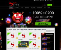 Join at Sin Spins Casino