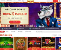 Join at Slot Wolf Casino