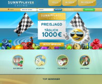 Play at Sunny Player Casino