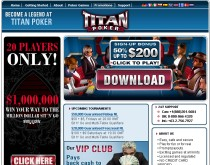 Play at Titan Poker