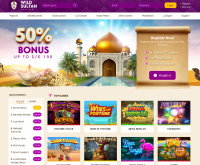 Join at Wild Sultan Casino