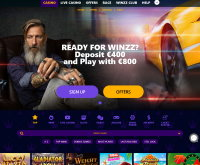 Join at Winzz Casino
